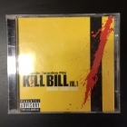 Kill Bill Vol 1 - Original Soundtrack CD (VG/VG+) -soundtrack-