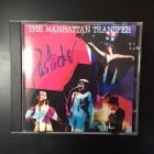 Manhattan Transfer - Pastiche CD (M-/M-) -jazz fusion-