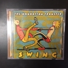 Manhattan Transfer - Swing CD (VG/M-) -jazz fusion-