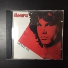 Doors - Greatest Hits CD (M-/M-) -psychedelic rock-