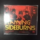 Flaming Sideburns - Let Me Take You Far CDS (VG+/M-) -garage rock-
