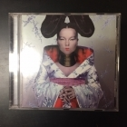 Björk - Homogenic CD (VG+/M-) -art pop-