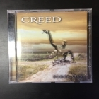 Creed - Human Clay CD (VG/M-) -post-grunge-