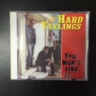 Hard Feelings - You Won't Like It... Cuz It's Rock'N'Roll! CD (M-/M-) -garage punk-