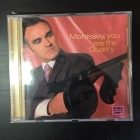 Morrissey - You Are The Quarry CD (VG/M-) -indie rock-