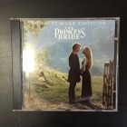 Mark Knopfler - The Princess Bride CD (VG+/M-) -soundtrack-