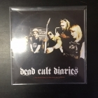 Dead Cult Diaries - The Story's Over CDEP (VG+/M-) -hard rock-