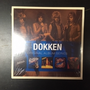 Dokken - Original Album Series 5CD (avaamaton) -hard rock-