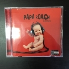Papa Roach - Lovehatetragedy CD (M-/VG+) -alt metal-