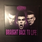 Nekromantix - Brought Back To Life Again (remastered) CD (M-/M-) -psychobilly-