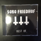 Soko Friedhof - Best Of CD (VG+/VG+) -darkwave-