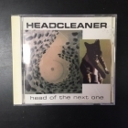 Headcleaner - Head Of The Next One CD (M-/M-) -noise rock-