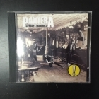 Pantera - Cowboys From Hell CD (VG/VG) -groove metal-