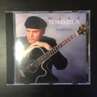 Make Tommila - Tarujen tiellä CD (M-/VG+) -pop rock-
