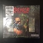 Kreator - Renewal (remastered) CD (avaamaton) -thrash metal-