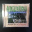Argentina (Dances And Folk Tunes) CD (M-/M-)