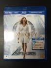 Sex And The City 2 - Sinkkuelämää 2 Blu-ray+DVD (VG+-M-/M-) -komedia-