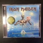 Iron Maiden - Seventh Son Of A Seventh Son (remastered) CD (M-/M-) -heavy metal-