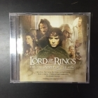 Lord Of The Rings - The Fellowship Of The Ring CD (VG/VG+) -soundtrack-