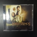 Lord Of The Rings - The Two Towers CD (VG/VG+) -soundtrack-