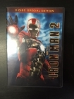 Iron Man 2 (special edition) 2DVD (VG+/M-) -toiminta-
