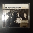 Velvet Underground - Gold 2CD (VG+-M-/M-) -art rock-