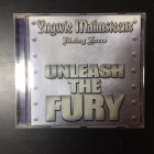 Yngwie Malmsteen's Rising Force - Unleash The Fury CD (M-/M-) -heavy metal-