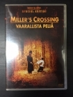 Miller's Crossing (special edition) DVD (VG+/M-) -draama-