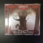 Illnath - Third Act In The Theatre Of Madness CD (VG+/M-) -melodic death metal-