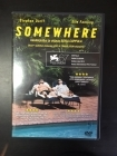 Somewhere DVD (VG+/M-) -komedia/draama-