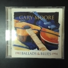 Gary Moore - Ballads & Blues 1982-1994 CD (VG+/M-) -blues rock-