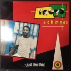 Toots & The Maytals - Just Like That LP (VG+/VG+) -reggae-