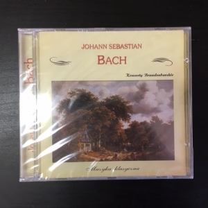 Bach - Koncerty Brandenburskie CD (M-/M-) -klassinen-