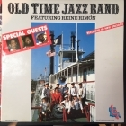 Old Time Jazz Band - Old Time Jazz Band Featuring Reine Rimon LP (M-/VG+) -jazz-