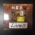 Liar - Hard Times, Happy Lives CD (avaamaton) -hard rock-