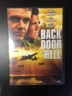 Back Door To Hell DVD (VG+/M-) -sota-