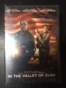 In The Valley Of Elah DVD (avaamaton) -draama-