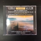 Sibelius - Symphony No. 5 In E Flat Major, Op. 82 / En Saga, Op. 9 CD (M-/M-) -klassinen-