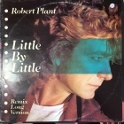 Robert Plant - Little By Little 12'' SINGLE (VG+/VG) -hard rock-