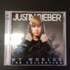 Justin Bieber - My Worlds (The Collection) 2CD (VG+/VG+) -pop-