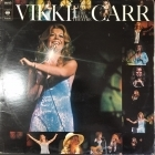 Vikki Carr - Live At The Greek Theatre 2LP (VG-VG+/VG) -easy listening-