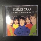 Status Quo - Pictures Of Matchstick Men CD (VG/M-) -hard rock-