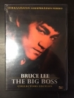 Big Boss (collector's edition) DVD (M-/M-) -toiminta-