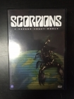 Scorpions - A Savage Crazy World DVD (VG/M-) -hard rock-