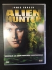 Alien Hunter DVD (VG+/M-) -toiminta/sci-fi-