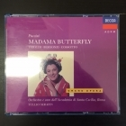 Puccini - Madama Butterfly 2CD (VG-VG+/M-) -klassinen-