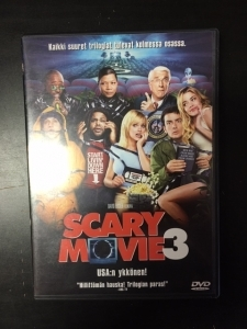 Scary Movie 3 DVD (VG/M-) -komedia-