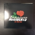 Accidents - All Time High CD (M-/VG) -punk n roll-