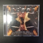 Scaar - Scarred For Life CDEP (VG/VG+) -groove metal-