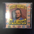 Randy Korlin & Flamingo - Randy Korlin & Flamingo CD (VG/VG+) -iskelmä-